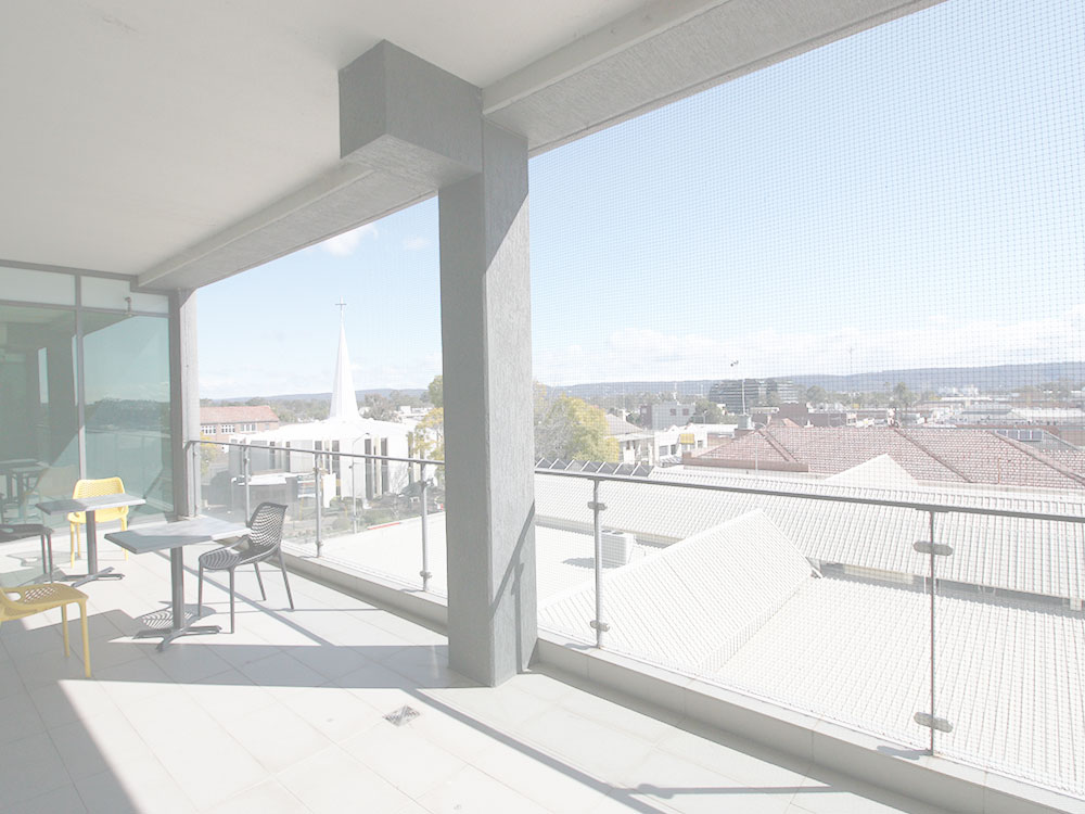 Level 1 Balcony View